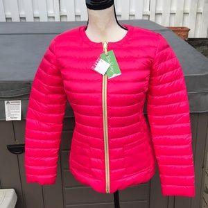 Lilly Pulitzer Lilah printed reversible jacket